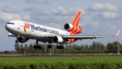 PH-MCS - McDonnell Douglas MD-11(CF) - Martinair Cargo