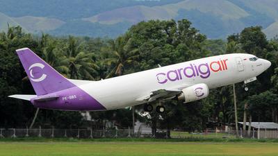 PK-BBS - Boeing 737-301(SF) - Cardig Air