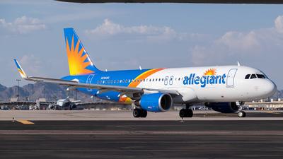 N256NV - Airbus A320-214 - Allegiant Air