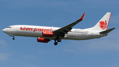 A picture of PKLJV - Boeing 7378GP - Lion Air - © Yuan Mulyadi