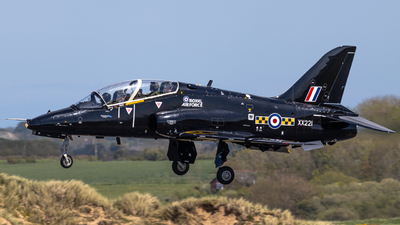 A picture of XX221 - BAe Systems Hawk T1A -  - © James Dinsdale