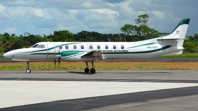PNC-0227 - Fairchild C-26B Metro 23 - Colombia - Police