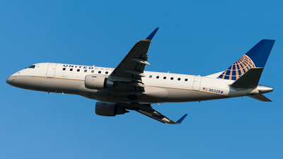 N632RW - Embraer 170-100SE - United Express (Shuttle America)