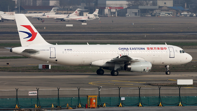 B-6636 - Airbus A320-232 - China Eastern Airlines