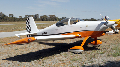 VH-PVU - Vans RV-7 - Private