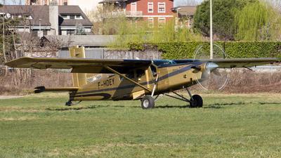 F-HDEY - Pilatus PC-6/B2-H4 Turbo Porter - Goldeneye