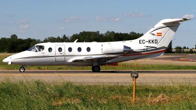 A picture of ECKKD - Hawker Beechcraft 400XP - Gestair - © Simone Bertarini