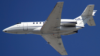 N92UP - Raytheon Hawker 800XP - Private