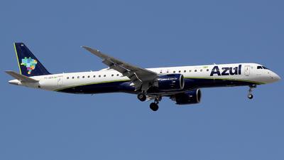 A picture of PSAEH - Embraer E195E2 - Azul Linhas Aereas - © TLBorges