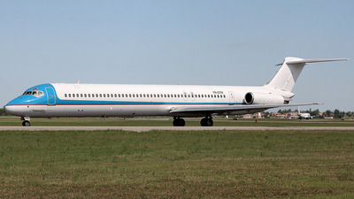 YR-OTN - McDonnell Douglas MD-82 - Tend Air