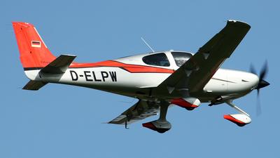 D-ELPW - Cirrus SR22T-GTS - Private