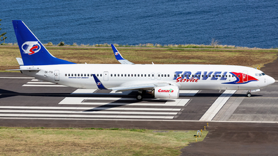 OK-TSI - Boeing 737-9GJER - SmartWings
