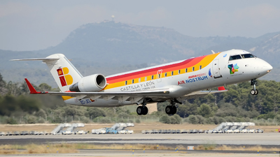EC-JCL - Bombardier CRJ-200ER - Iberia Regional (Air Nostrum)
