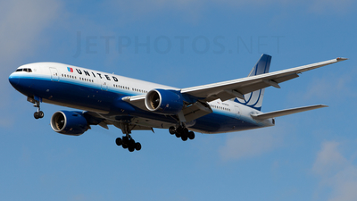 N794UA - Boeing 777-222(ER) - United Airlines