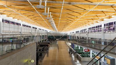 ZBOW - Airport - Terminal