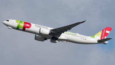 A picture of CSTUB - Airbus A330941 - TAP Air Portugal - © Ricardo de Vries