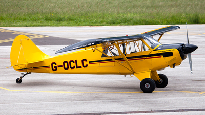G-OCLC - Aviat A-1B Husky - Private