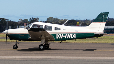 VH-NRA - Piper PA-28-161 Warrior III - Private