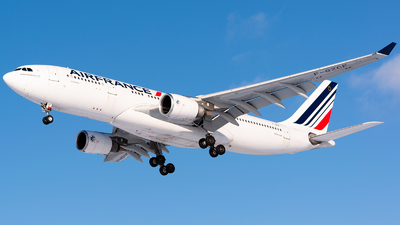 A picture of FGZCF - Airbus A330203 - Air France - © Addra Steddman