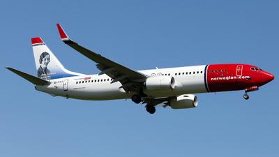 EI-FVJ - Boeing 737-8JP - Norwegian
