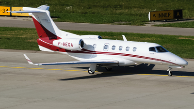 F-HEGA - Embraer 505 Phenom 300 - Private