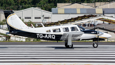 TG-ARQ - Piper PA-34-200 Seneca - Private