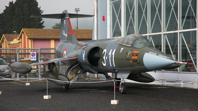 MM6501 - Lockheed F-104G Starfighter - Italy - Air Force
