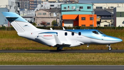 JA01HJ - Honda HA-420 HondaJet Elite - Private