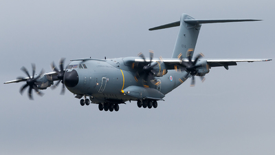 A picture of CT01 - Airbus A400M180 -  - © Alexis Boidron