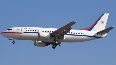 85101 - Boeing 737-3Z8 - South Korea - Air Force