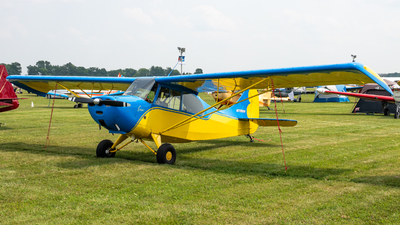 N715SS - Aeronca 7EC Champion - Private