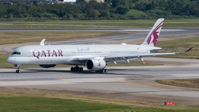 A7-ANL - Airbus A350-1041 - Qatar Airways