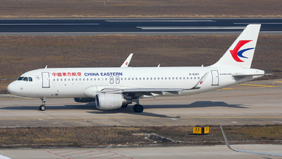 B-8387 - Airbus A320-214 - China Eastern Airlines