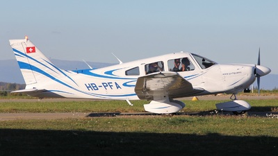 HB-PFA - Piper PA-28-181 Archer II - Private