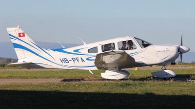 HB-PFA - Piper PA-28-181 Archer II - Private