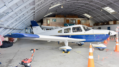 ZK-EBO - Piper PA-28-181 Cherokee Archer II - Private