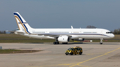 SX-RFA - Boeing 757-23N - GainJet Aviation