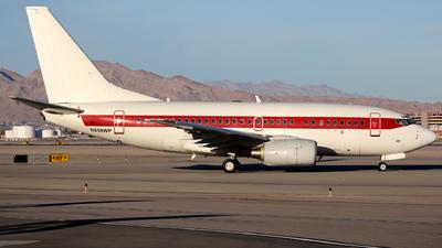 N859WP - Boeing 737-66N - EG&G