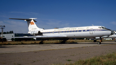 EX-65111 - Tupolev Tu-134A-3 - Kyrgyzstan Airlines