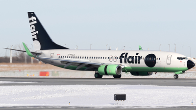 C-FFLC - Boeing 737-86J - Flair Airlines
