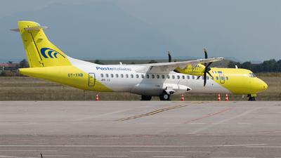 OY-YAB - ATR 72-212A(500)(F) - Poste Air Cargo