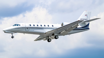 N680NY - Cessna 680 Citation Sovereign - Private