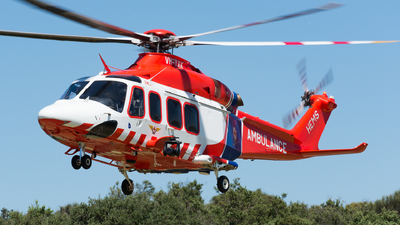 A picture of VHYXK - AgustaWestland AW139 - Babcock MCS Onshore - © Michael Demura