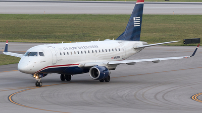 N813MA - Embraer 170-100SU - US Airways Express (Republic Airlines)