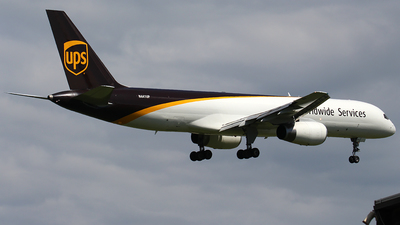 A picture of N441UP - Boeing 75724APF - UPS Airlines - © Huy Do