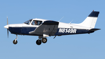 N8149R - Piper PA-28-161 Warrior II - Private