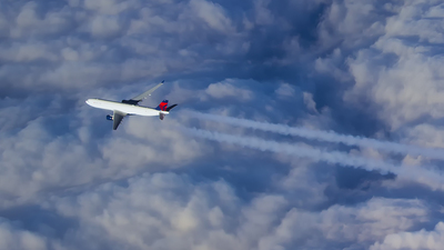 - Airbus A330-223 - Delta Air Lines