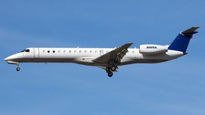 A picture of N49VA - Embraer ERJ145LR - [145151] - © BaszB