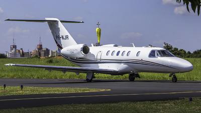 PR-NJR - Cessna 525 Citationjet CJ4 - Private