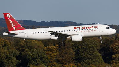 YL-LCL - Airbus A320-214 - Corendon Airlines (SmartLynx Airlines)
